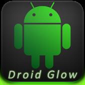 Droid Glow Launcher Pro Theme