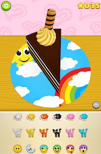 蛋糕制造者3D - 儿童游戏