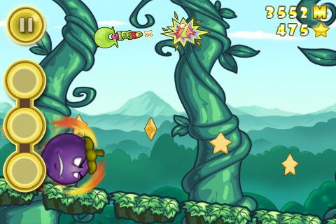 Fruit Roll - screenshot