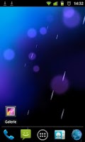 Screenshot of ICS Phase Beam Live Wallpaper