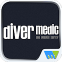 Diver Medic and Aquatic Safety icon