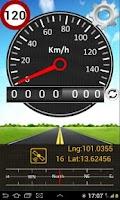 Screenshot of AIS Mobile Pro Tracking