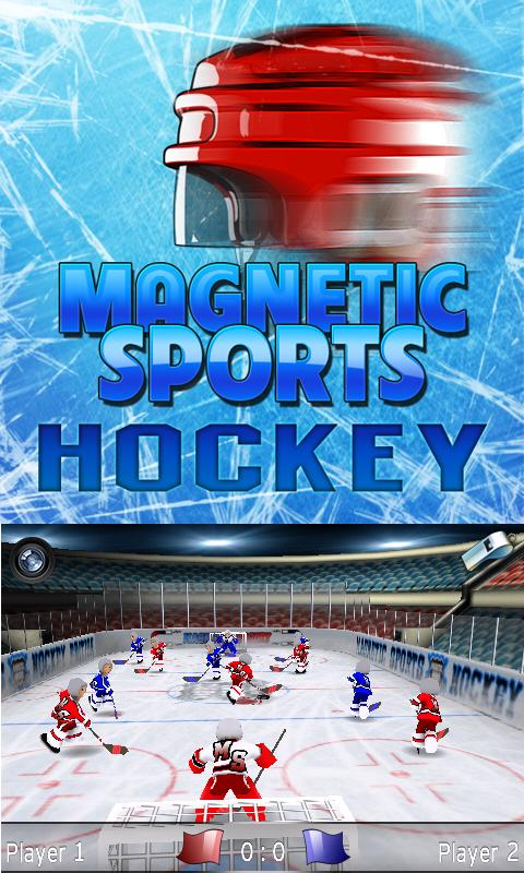 Magnetic Sports Hockey - screenshot