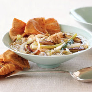 Moo Shu Stoup Recipe