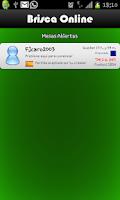 Screenshot of Brisca