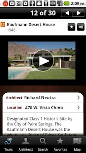 Palm Springs Modernism (Phone)- screenshot thumbnail