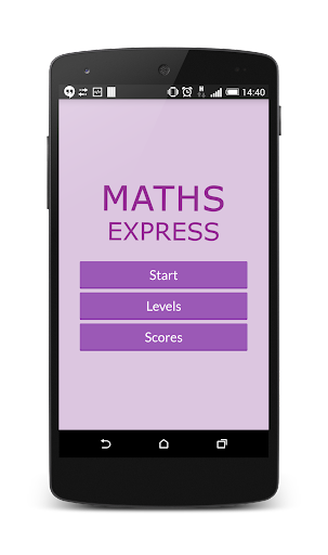 Maths Express