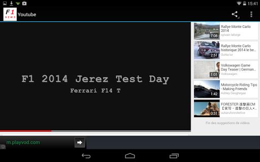 Racing News 2014
