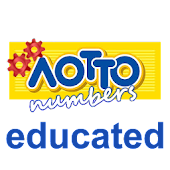 lotto Educated numbers