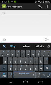 Adaptxt Keyboard v3.0.1
