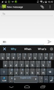 Adaptxt Keyboard v3.1.1