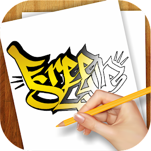 Learn to Draw Graffiti Art APK for Blackberry