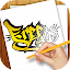 Learn to Draw Graffiti Art for Lollipop - Android 5.0