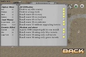 Screenshot of Turret Defense FREE