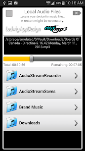 Internet Radio Recorder Pro 4.0.6.5 Cracked Apk 5