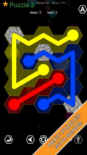 Hexic Link - Bend