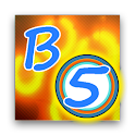 Bubble5 – craziest 5 in a row logo