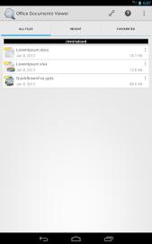 Office Documents Viewer (Full) Screenshot 9