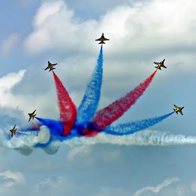 Singapore Airshow by Jashper Delloroso - Transportation Airplanes ( blackeagles, airforce, airshow2014, korea, sg, sgairshow, airshow, south korea,  )