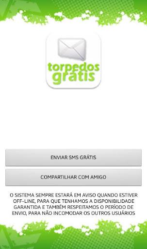 Mensagem Torpedos SMS Grátis