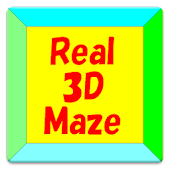 Escape! Real 3D Maze