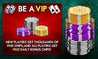 Screenshot of VIP Poker