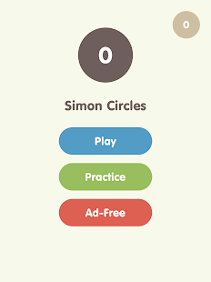 Simon Circles - screenshot thumbnail