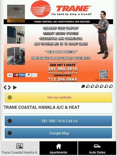 Trane Coastal Hankla A.C