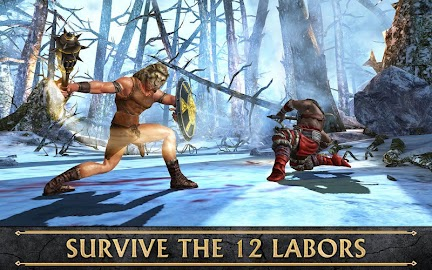 HERCULES: THE OFFICIAL GAME Screenshot 2