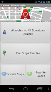NY Downtown Connection AnyStop - screenshot thumbnail