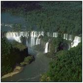 Waterfalls of  Wallpaper
