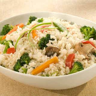 Asian-style Fried Rice.