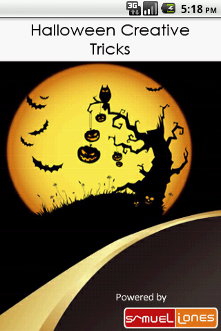 Halloween Creative Tricks