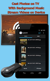 CastOnTV Free for Chromecast- screenshot thumbnail