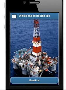 how to get a job on an oil rig
