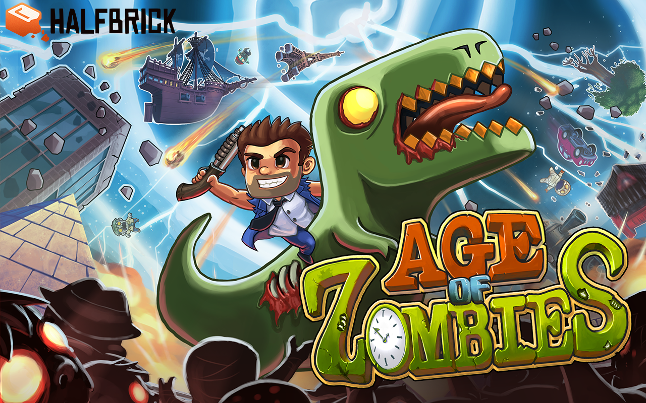 Age of Zombies - screenshot