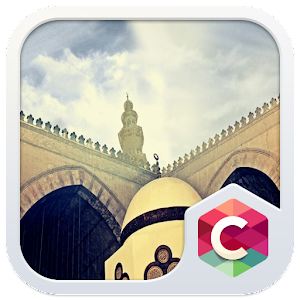 download SULTAN HASSAN MOSQUE THEME apk