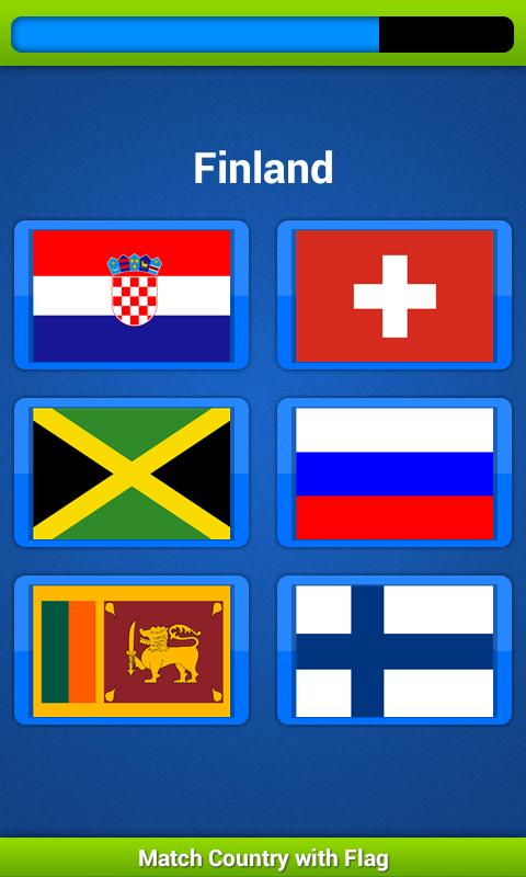 World Citizen: Geography quiz- screenshot