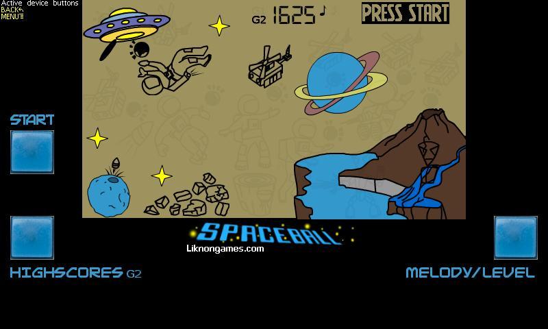Spaceball- screenshot