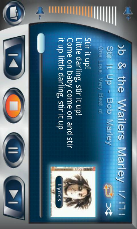 JumiAmp- screenshot
