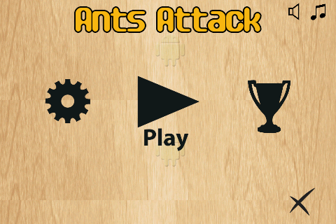Ants Attack