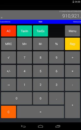 購物必備APP下載|Customize Macro Calc 好玩app不花錢|綠色工廠好玩App