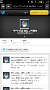Asteroids And Comets - screenshot thumbnail