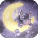 Sleepy Hippo Live Wallpaper logo