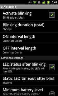 BLN control - Pro- screenshot thumbnail