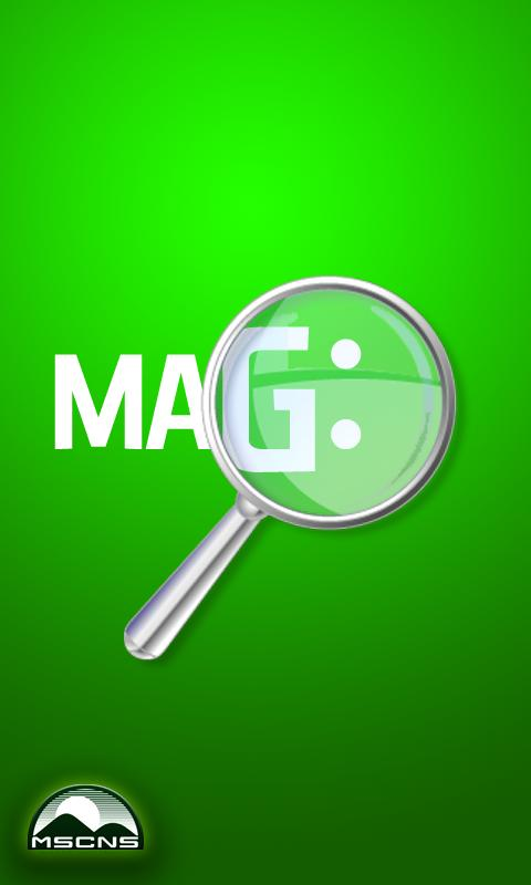 MSCNS Magnifier - screenshot