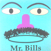 Mr Bills Tracks Utility Bills