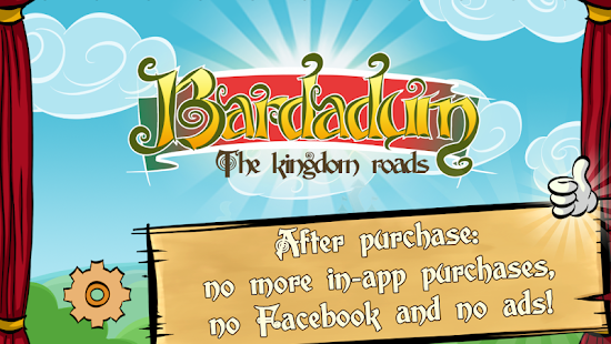 Bardadum: The Kingdom Roads- screenshot thumbnail