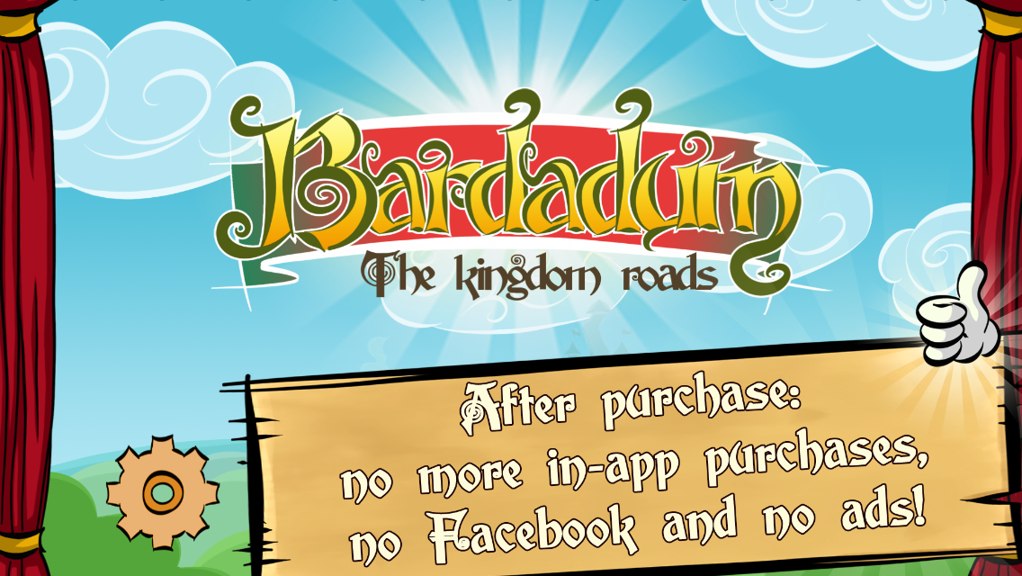 Bardadum: The Kingdom Roads - screenshot