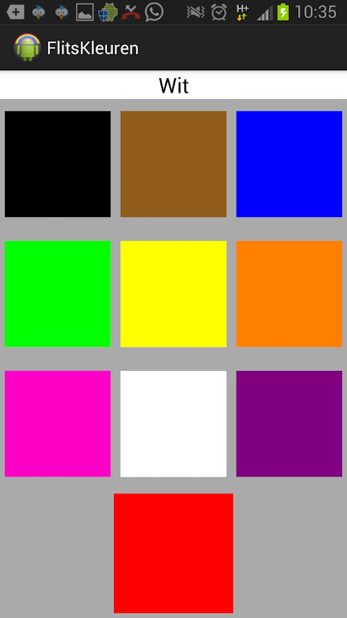 Flash Color - FlashColor- screenshot